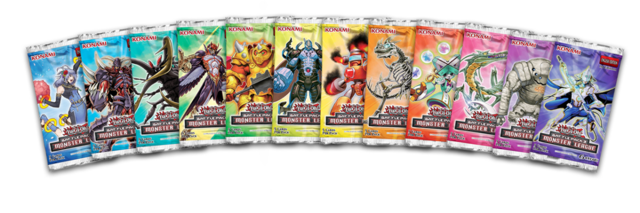 Battle Pack 3: Monster League Booster Pack