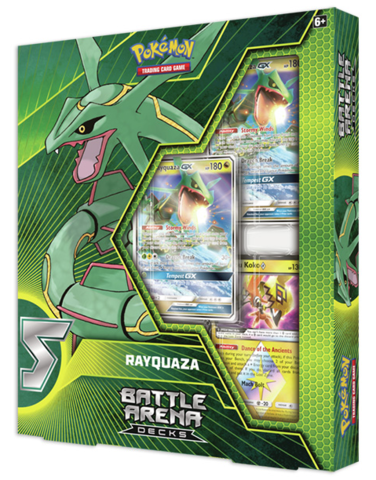 Battle Arena Deck - Rayquaza GX