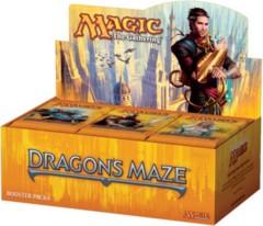 Dragon's Maze Booster Box WEBSITE DIRECT PRICE