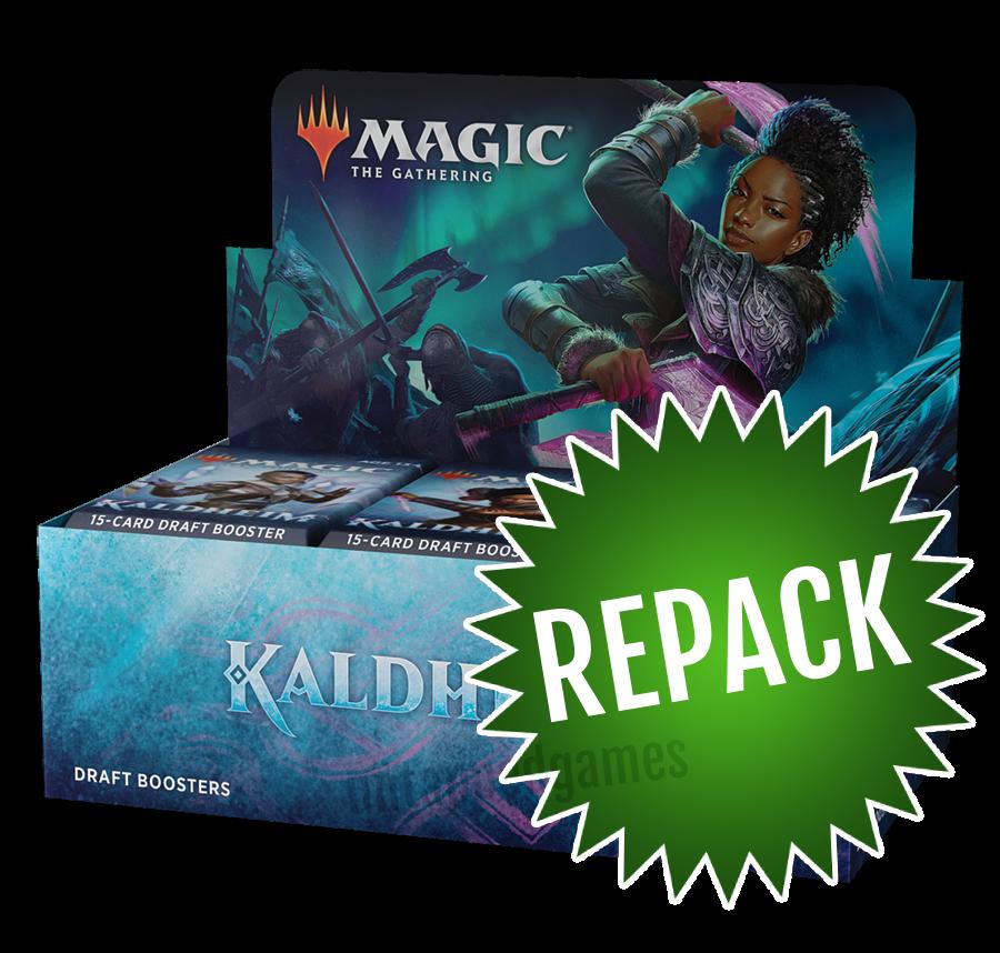 Kaldheim Draft Booster Box Repack