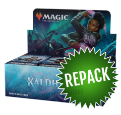 Kaldheim Draft Booster Box Repack