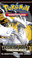 Black & White: Legendary Treasures BW11 Booster Pack