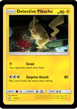 Detective Pikachu - 10/18