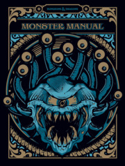 D&D Monster Manual Hobby Store Exclusive LIMITED SUPPLY