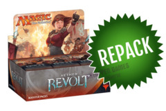 Aether Revolt Booster Box Repack