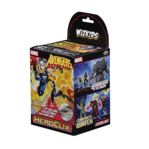 Avengers Infinity Booster Pack
