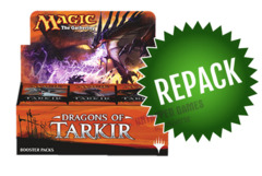 Dragons of Tarkir Booster Box Repack