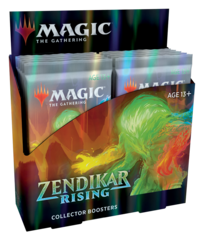 Zendikar Rising Collector Booster Pack Display (12 Packs) RELEASE DAY 9-25-20