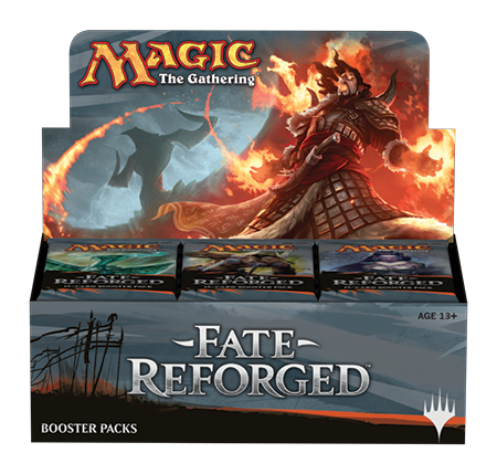 Fate Reforged Booster Box WEBSITE DIRECT PRICE