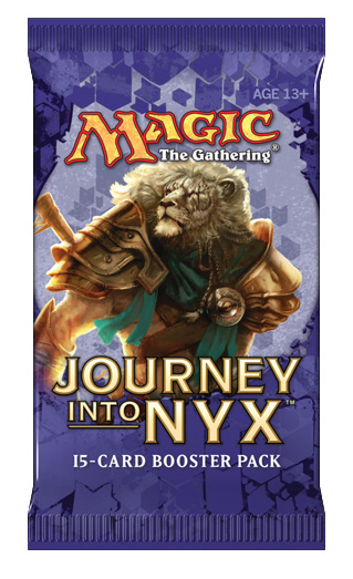 Journey Into Nyx JOU Booster Pack