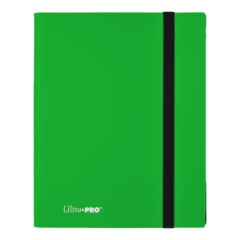Ultra Pro Eclipse Pro-Binder - Lime Green