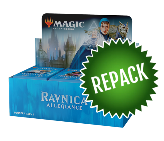 Ravnica Allegiance Booster Box Repack