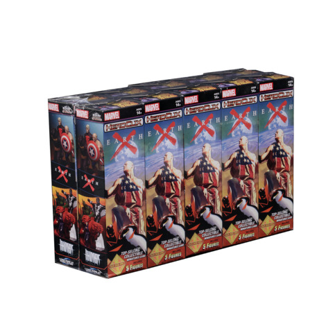 Marvel HeroClix Earth X Booster Brick