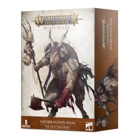 Broken Realms: Ghorraghan Khai - The Butcher-Herd