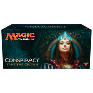 Magic The Gathering Conspiracy Take the Crown Booster Box