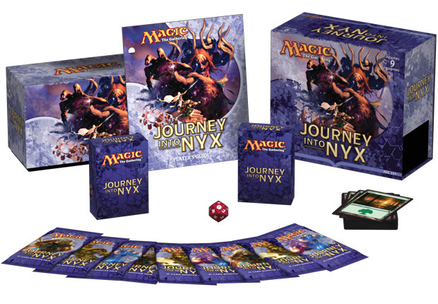 Journey Into Nyx JOU Fat Pack
