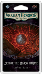 Arkham Horror LCG Mythos Pack - Before the Black Throne