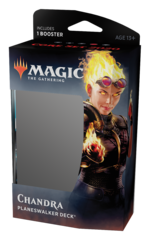Core Set 2020 Planeswalker Deck: Chandra