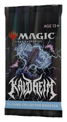 Kaldheim Collector Booster Pack EARLY SALE 1/29/21