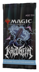 Kaldheim Collector Booster Pack