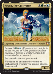 Kestia, the Cultivator - Foil - Commander 2018