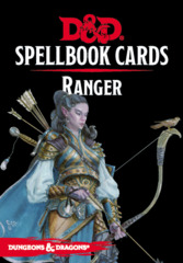 D&D Spellbook Cards - Ranger Deck Revised