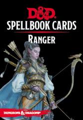 D&D Spellbook Cards - Ranger Deck Revised