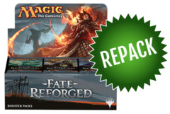 Fate Reforged Booster Box Repack