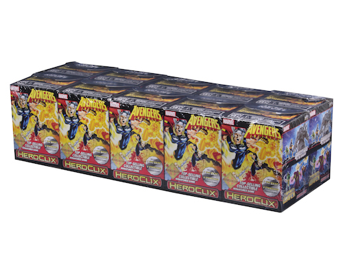 Avengers Infinity Colossal Booster Brick (10 Booster Packs)