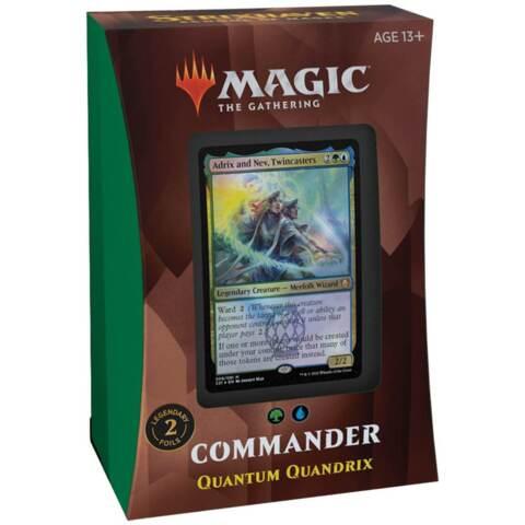Strixhaven Commander Deck: Quantum Quandrix LIMIT 2 PER CUSTOMER