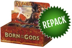 Born of the Gods BNG Booster Box Repack