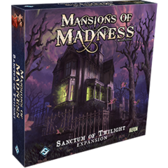 Mansions of Madness 2nd Edition - Sanctum of Twilight Expansion