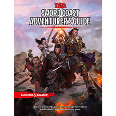 D&D Sword Coast Adventurer's Guide