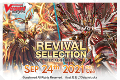 V SS09 Revival Selection Booster Box