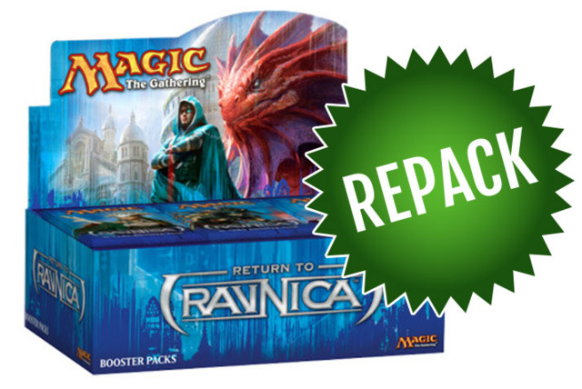 Return to Ravnica (RTR) Booster Box Repack