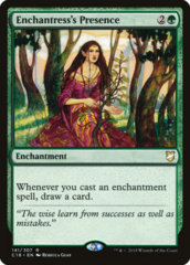Enchantress's Presence - Commander 2018