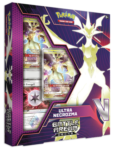 Battle Arena Deck - Necrozma GX