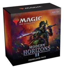Modern Horizons 2 Prerelease (Includes 1 Set Booster + Prize Support)