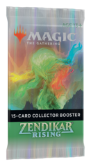 Zendikar Rising Collector Booster Pack RELEASE DAY 9-25-20