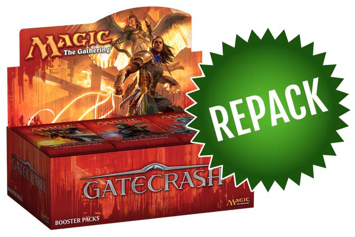 Gatecrash Booster Box Repack
