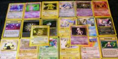 20 Pokemon Rares