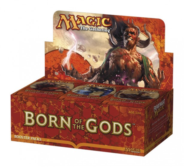 Born of the Gods BNG Booster Box