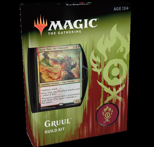 Ravnica Allegiance Guild Kit: Gruul