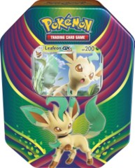Evolution Celebration Tin - Leafeon-GX