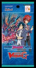 Divine Dragon Caper Booster Pack