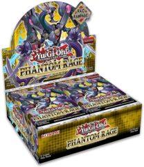 Phantom Rage 1st Edition Booster Box PRERELEASE 10-31-2020