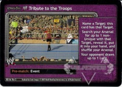<i>Revolution</i> WWE Tribute to the Troops