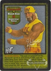 Hollywood Hulk Hogan Superstar Card