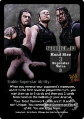Shield Superstar Card (PROMO)