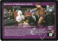 Duchess of Queensbury Rules